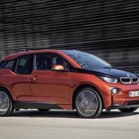 """BMW i3 - самый """"зелёный"""" автомобиль 2015 года"""
