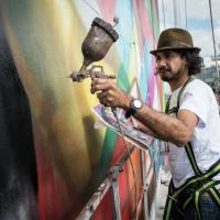 10 работ-провокаций уличных художников на экотему