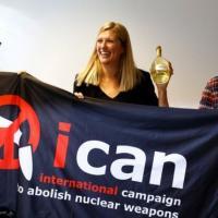 Нобелевскую премию мира дали Международной кампании за уничтожение ядерного оружия
