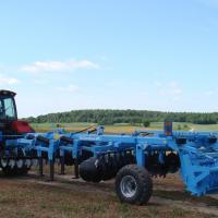 Экотехнологии в земледелии: в Беларуси презентовали нулевую обработку почвы