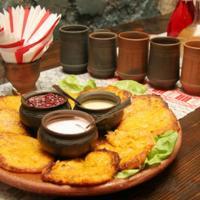 Мода на еду: блюда без мяса были в особом почёте на Неделе беларусской кухни