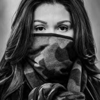 Американский дизайнер придумала шарф для защиты от вредных веществ в воздухе