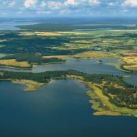 Национальный парк «Браславские озёра» обустраивает зоны отдыха на Струсто и Снудах