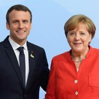 Меркель и Макрона призвали возглавить борьбу с изменениями климата