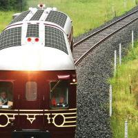Первый в мире поезд на солнечной энергии запускается в Австралии