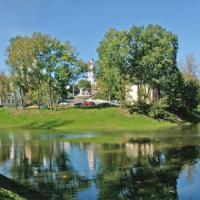 По городским аллеям с картой: в Витебске презентовали экологический маршрут «Зелёная линия»