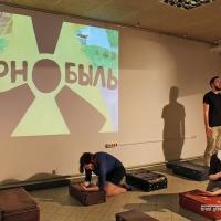 Чернобыль под Крыльями Холопа