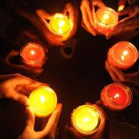 В «Час Земли» витебские музыканты спели о мире, надежде и любви