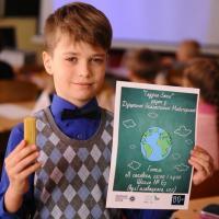 Как в Гомеле дети учились беречь планету (фоторепортаж)