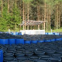 Склад опасных пестицидов на Гродненщине ликвидируют до конца лета на деньги ЕС