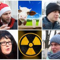 «Труба, никакого будущего!» Видеоопрос в Гомеле: опасны ли продукты из бывших зон отчуждения?