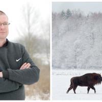 Автор фильмов о дикой природе Беларуси: «В охоте на зубров нет величия»