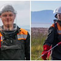 Тушить пожар с завязанными глазами, или Зачем Ира и Гриша из Бреста ездили на Байкал (видео)