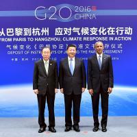 Крупнейшие производители СО2 ратифицировали Парижское соглашение по климату