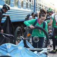 За путешествие с разобранным велосипедом в поезде придётся платить?