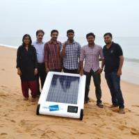 Новое устройство по производству питьевой воды с помощью солнечной энергии