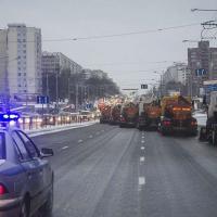 Зимой Минск вновь будут солить