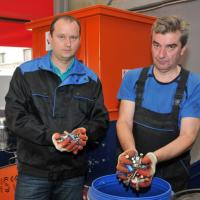 Как работает первое в Беларуси предприятие по переработке батареек?
