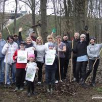 Акция «Зробiм!» в Витебске: как в парк Фрунзе вдохнули новую жизнь