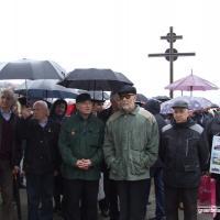 В память о Чернобыльской трагедии в Витебске отслужили молебен и пустили венок по Двине