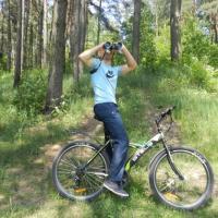 Встреча 22 февраля с клубом беларусских велобёрдеров