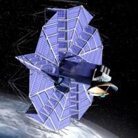 Япония создает космическую солнечную электростанцию