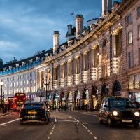 На девяти улицах Лондона запретят бензиновые и дизельные автомобили