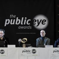 Газпром номинирован на пожизненную позорную премию Public Eye Awards