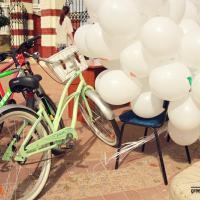 Дипломаты на велопрогулке насладились красотами Лошицкого парка и коснулись главных экологических проблем