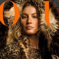 Жизель Бундхен с обложки «Vogue» призывает отказаться от меха