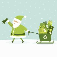 Дарить радость: как стать настоящим Зелёным Дедом Морозом