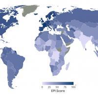 Беларусь теряет позиции в международном рейтинге по индексу экологической эффективности