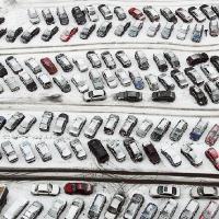 Parking Line – проект, который поможет решить проблему парковки во дворах