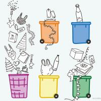 Инфографика: Куда выбросить новогодние отходы?