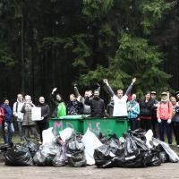 Горы мусора, капойэра с Городским Лесничим, первый в мире экоспорт Green Workout и бесплатное такси «Uber»: как акция «Зробім!» прошла в Минске (обновлено)