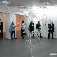 «Биоэтика» от художника Aljoscha: когда галерея превращается в «сад»