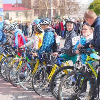 Фотофакт:  зачем 400 велосипедистов проедут от Гродно до Беловежской пущи?