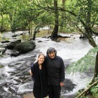 Семейная пара из Индии 26 лет превращала заброшенные земли в тропический лес