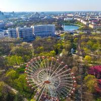 Мнение: Из чего должен состоять хороший городской парк