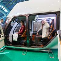 Экотехнопарк представил в Минске пассажирские капсулы — министр транспорта сомневается в реальности проекта