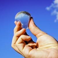 Съедобная упаковка для воды – прорыв в борьбе с одноразовым пластиком или бессмысленное изобретение?