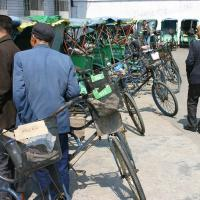 В крупных городах Китая образовались стихийные кладбища велосипедов