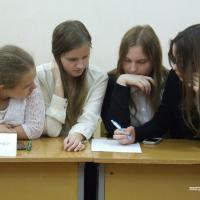 Думающие дети научат взрослых: в Витебске проходят информационные часы о Соглашении мэров