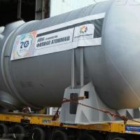 Всё очень странно: «Атоммаш» отправил в Беларусь второй реактор