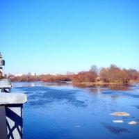 Беларусские реки весной не будут полноводными