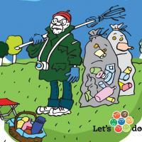 Городской Лесничий зовёт минчан 22 апреля на уборку парка