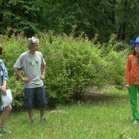 Детям рассказали о 4 секретах дружбы с природой