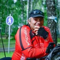 Встреча с велопутешественником из Грузии Нодаром Беридзе