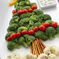 ТОП-10 вегетарианских блюд для новогоднего стола