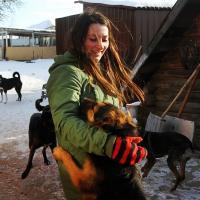 Фотопроект «Беларусь. Молодость»: её зовут Ольга, она помогает животным 7 лет